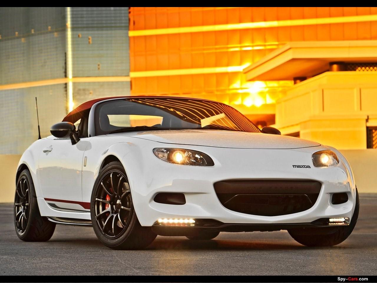 2011 Mazda MX-5 Spyder Concept | Mazda Cars