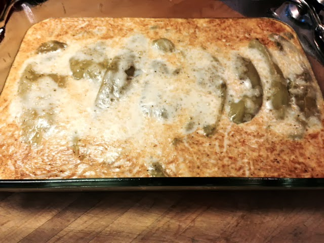 There's a Hippy in the Kitchen: Lazy Chiles Rellenos / Ree Drummond