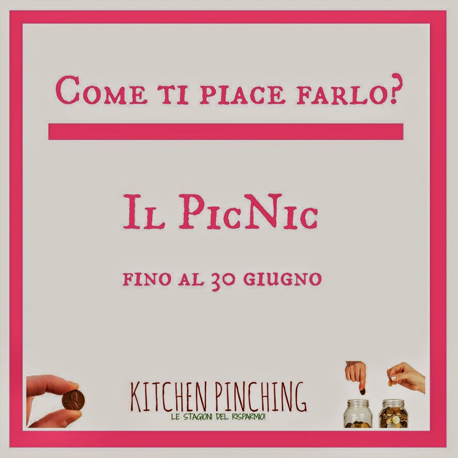 Come ti piace farlo? Il picnic