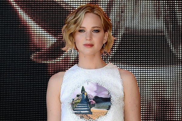 Jennifer Lawrence will be the co-chair Met Gala-2015