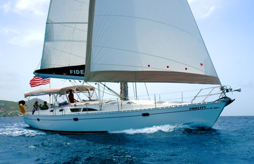 All About Yacht Charters, Sailing Vacations: Yacht Charter
