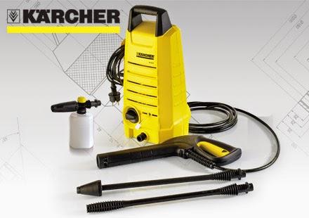 Myjka ciśnieniowa Karcher K 2.14 Plus z Biedronki