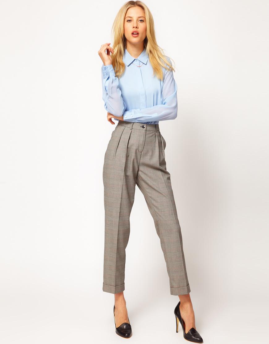 Molto Ogniricciouncapriccio: VALORIZZARSI: La scelta dei pantaloni FF66