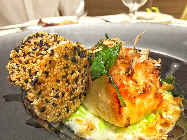 The Royal Mail Singapore - Miso Black Cod
