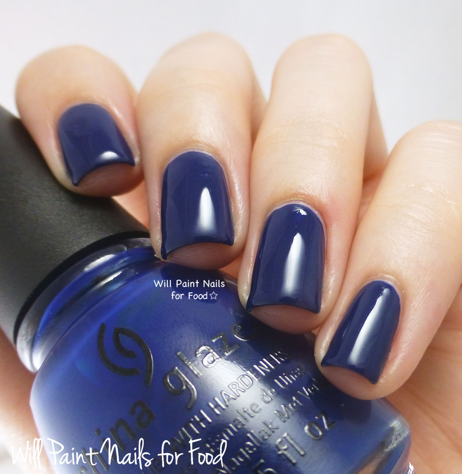 China Glaze One Track Mind swatch