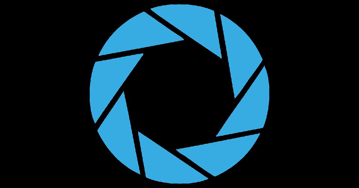 Aperture Science Portal Logo