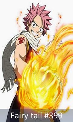 Leer Fairy Tail Manga 399 Online Gratis HQ