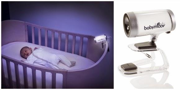 Babycamera 0% emission babymoov