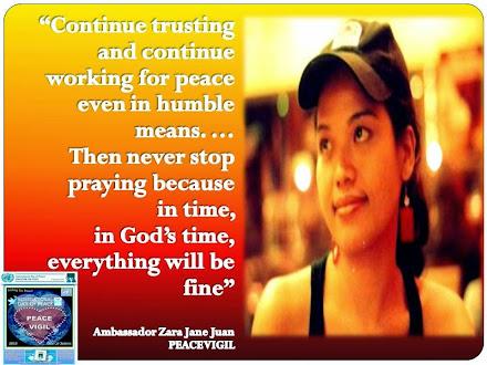 Continue trusting
