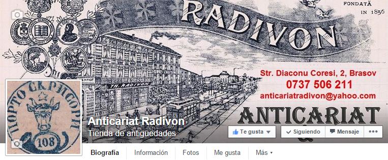 Anticariat Radivon Brasov