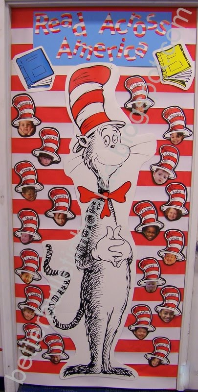Dr Seuss Classroom Decorating Ideas