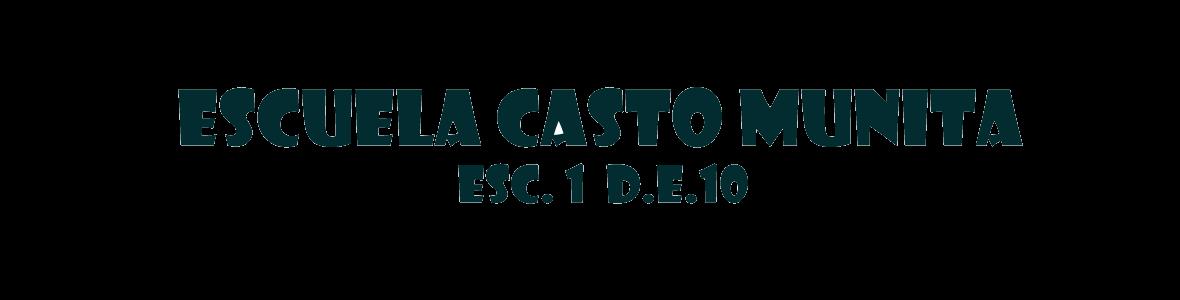 Escuela Casto Munita