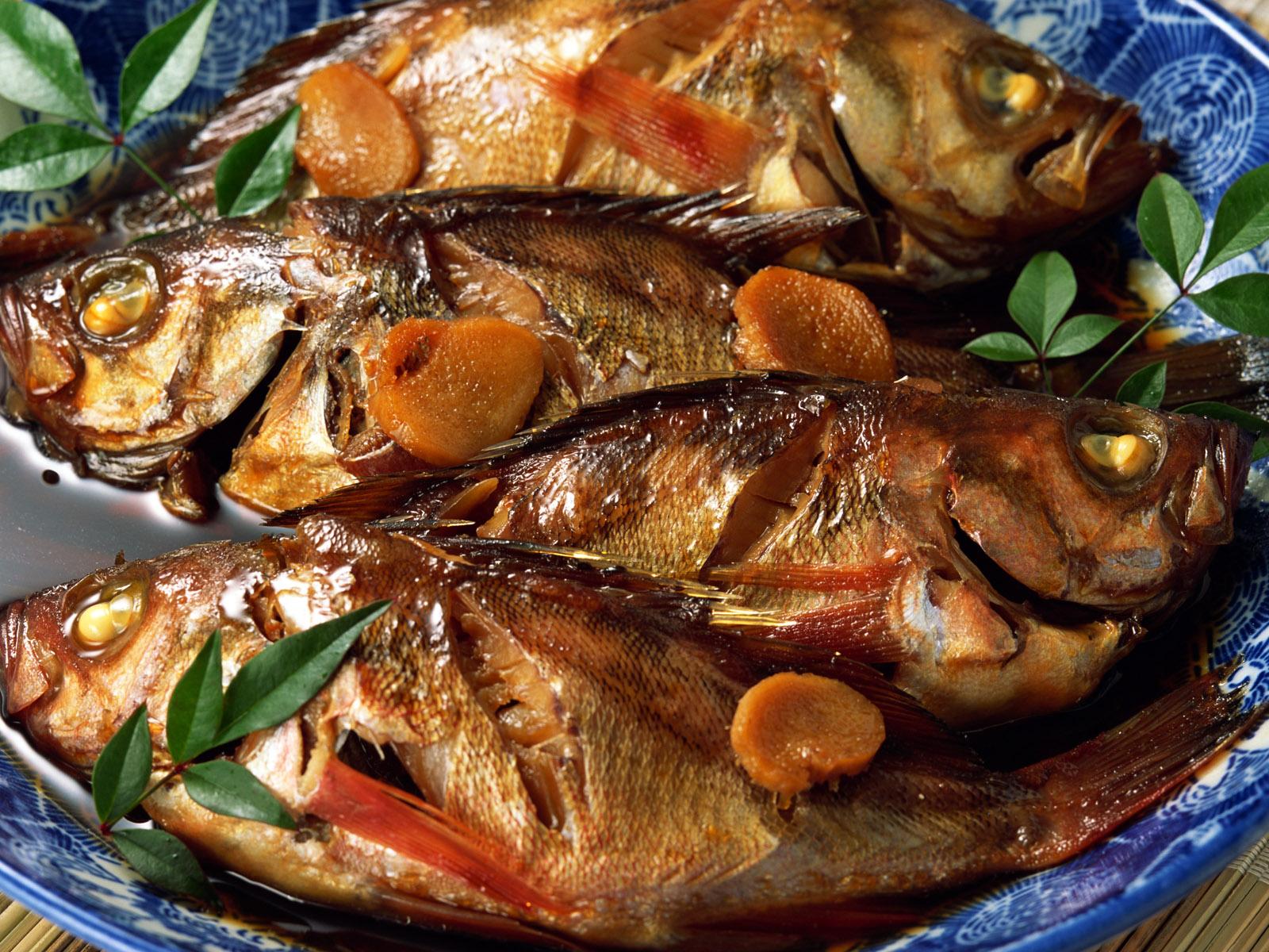 жареная рыба при повышенном холестерине