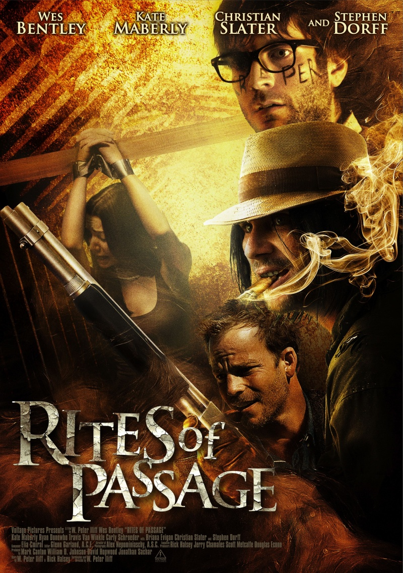 Rites of Passage (2012)