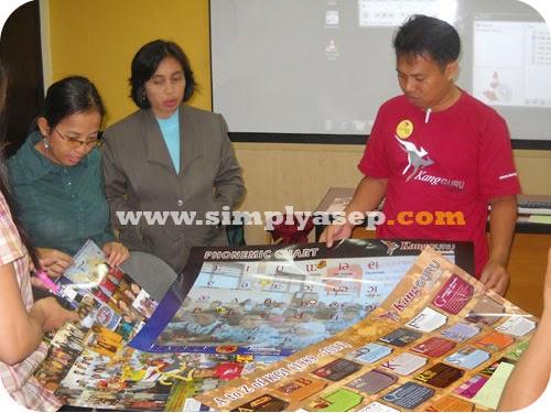 Saya saat masih aktif di KangGuru Indonesia.  Kegiatan kunjungan ke Sekolah AIBEP