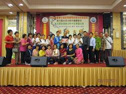 荣获全国五节动功比赛亚军队员与全体团员合照