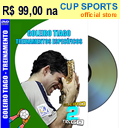 DVD Goleiro Tiago