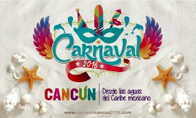 carnaval cancún 2016