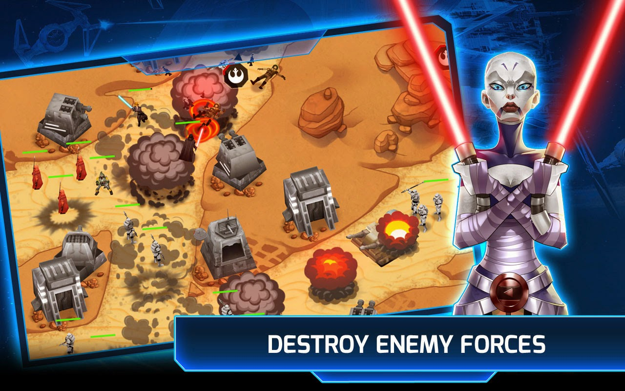 Star wars Galactic Defense Cheats Hack Tool