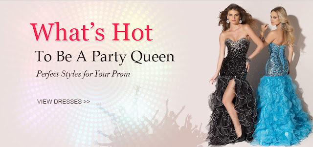 What's Hot: To Be A Party Queen
