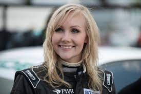 Sabine Falkenberg speedqueens single seater drivers around the finland