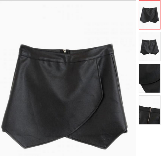 http://www.choies.com/product/leather-culottes-with-asymetric-hem
