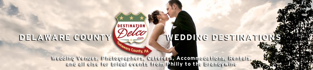 Destination Delaware County Weddings