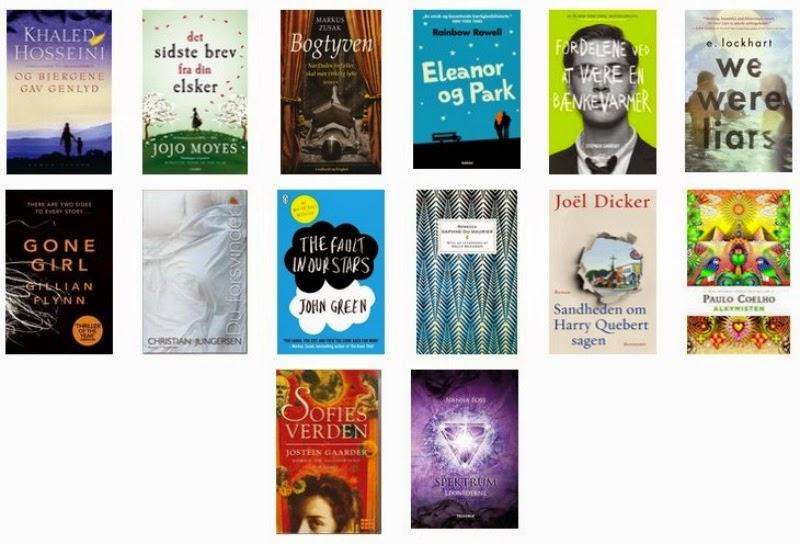 gode bøger 2016