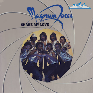 MAGNUM FORCE - SHARE MY LOVE (1982)