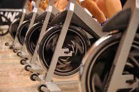 Cycling Class.-   Gym Workouts