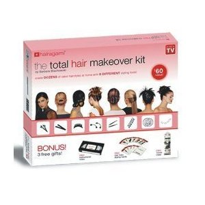 Total Hair Makeover Kit