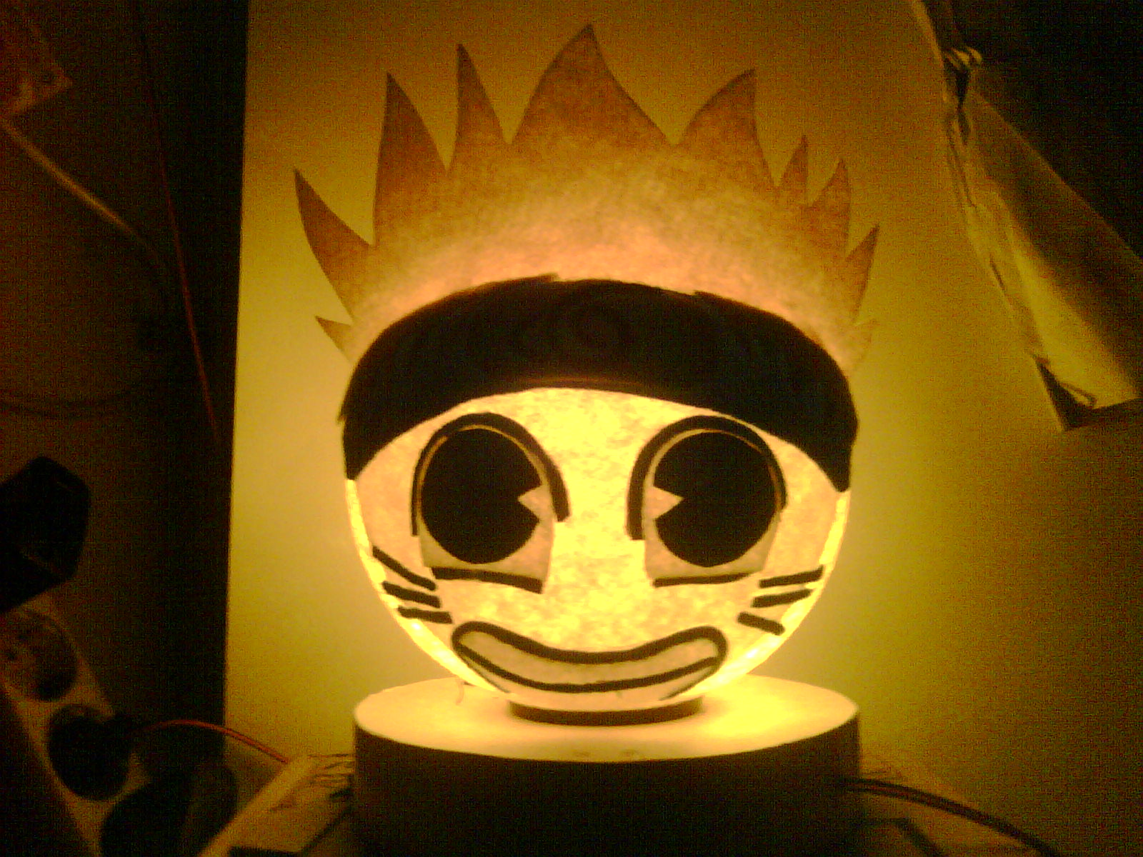 LAMPION - JUAL LAMPION - LAMPU KARAKTER - LAMPION TERBANG