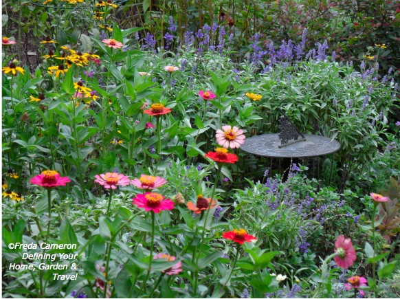Defining Your Home Garden and Travel Creativity with