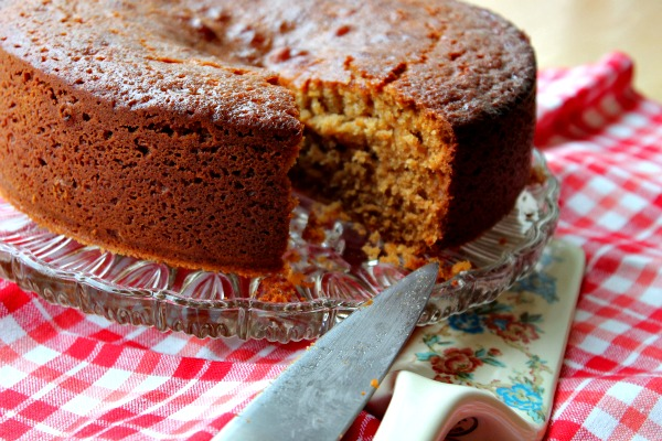 Cornish Honey Cake