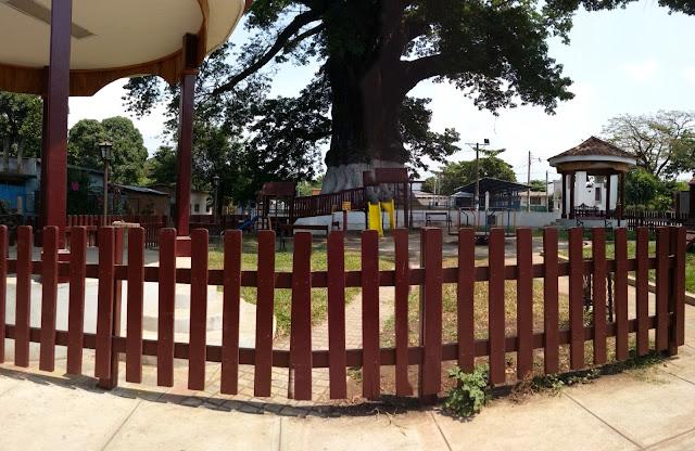Parque de Nahulingo
