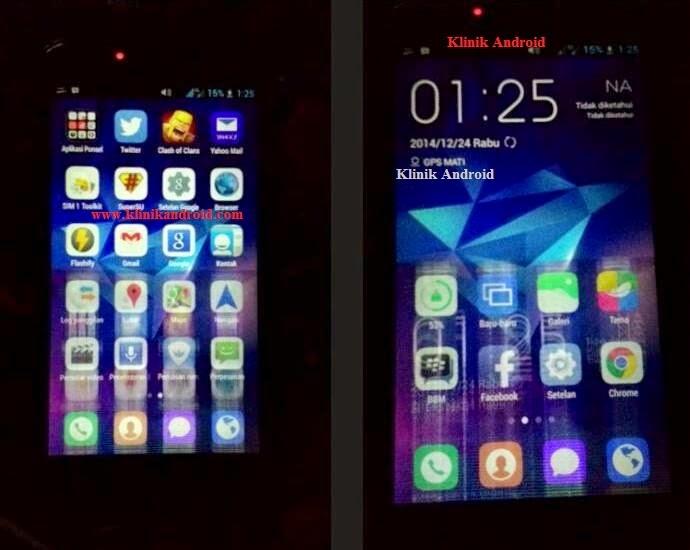 Cara Ampuh Mengatasi Layar LCD Android yang Bergaris Untuk Semua Tipe Android | www.klinikandroid.net