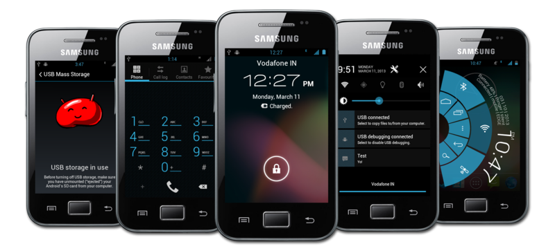 How To Install The Ultimatum V29 Rom On Samsung Galaxy Ace DroidEagle