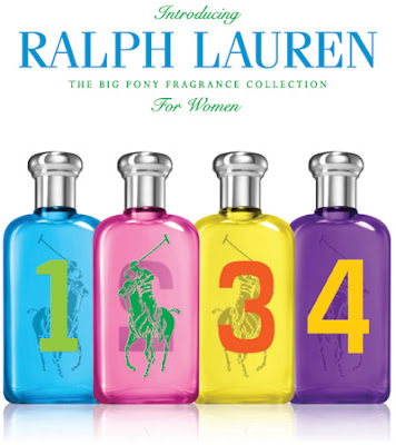 Ralph Lauren The Big Pony Fragrance Collection for Women