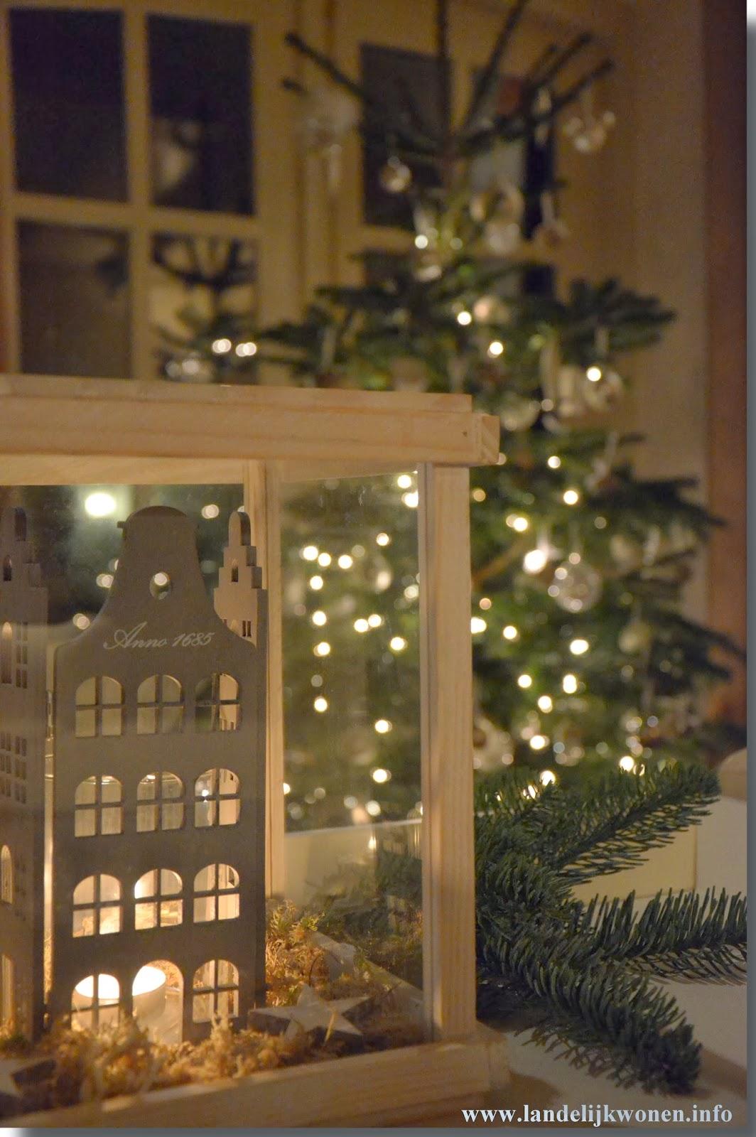 landelijk wonen kerstboom 2013