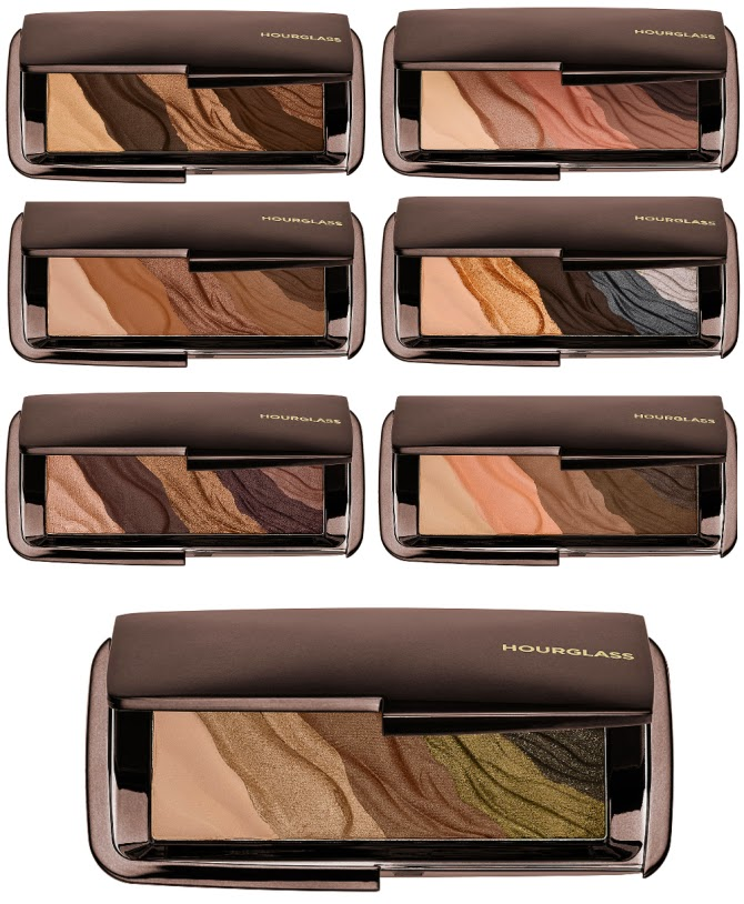 hourglass cosmetics, hourglass, make up, bbloggers, review, modernist eyeshadow palette, colour field, olive, khaki