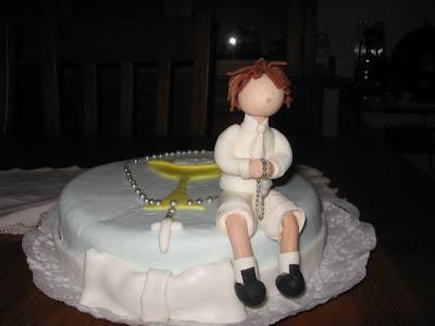 bolo 1ª comunhão