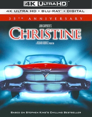 Filme Christine, O Carro Assassino 4K 1983 Torrent