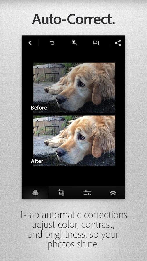 Aplikasi Edit Foto Terbaik Untuk HP Android Gratis - PhotoShop Express