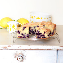 Blueberry cake