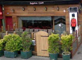 London Café - Caen