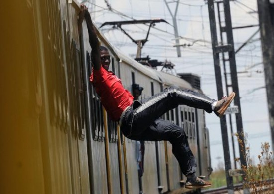 Dancing with Death – The Train Surfers of Soweto