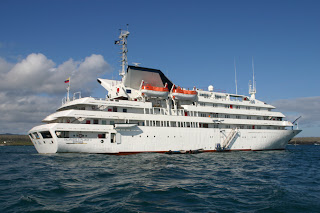 Silversea Acquires Exploration Ship Galapagos Explorer II