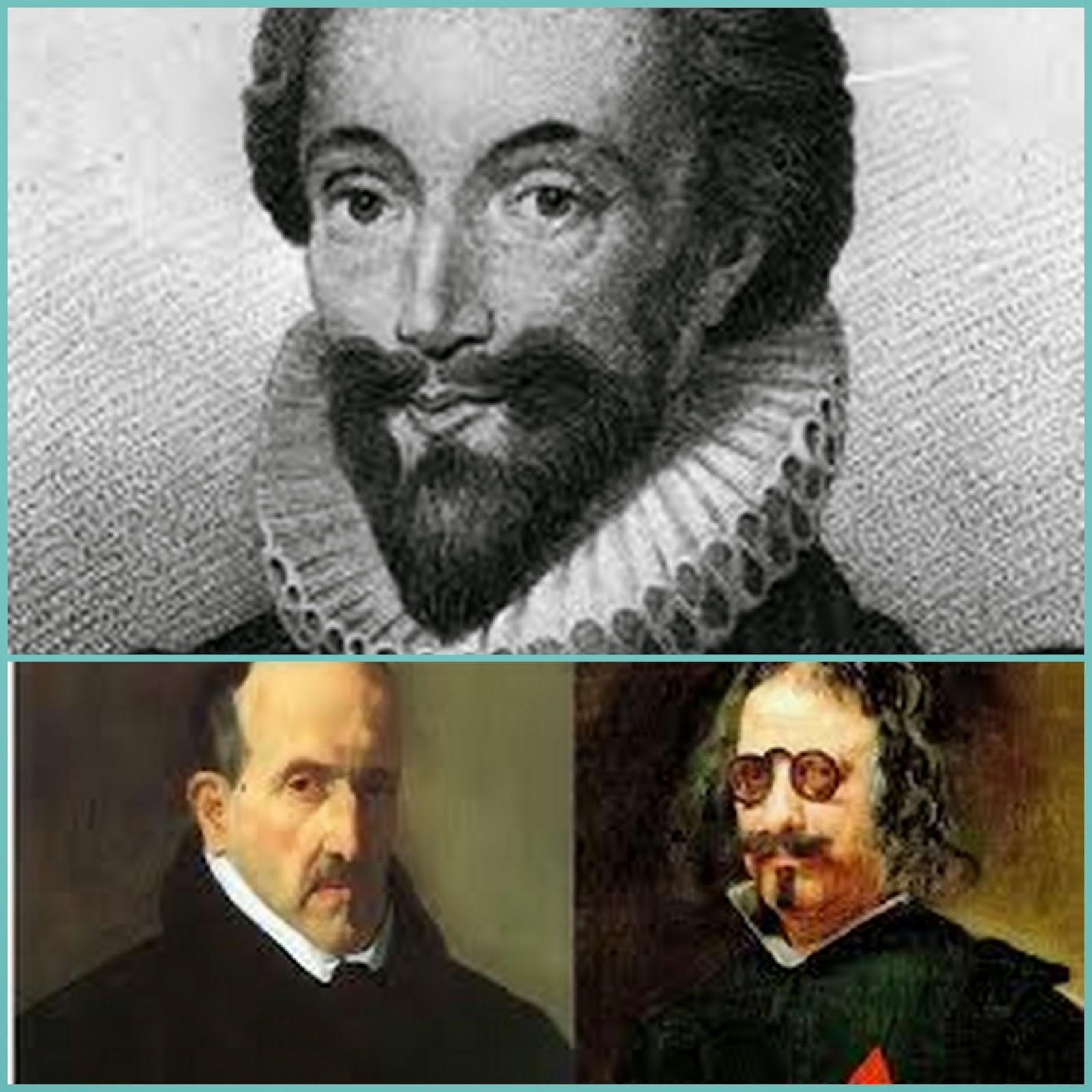 Góngora, Quevedo, poesía barroca, poesía isabelina