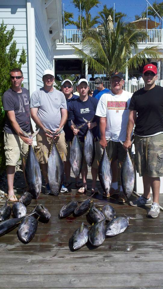 Summer has officially begun june 22 2013 daily reports for Ocean city fishing center