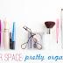 Reader Space: Pretty Organized!